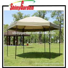 2x2m Mordern Outdoor Steel Pole Hexagonal Gazebo Tent