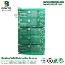 4 Layers PCB FR4 Tg175 PCB High TG PCB ENIG 3u""