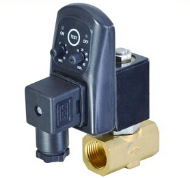 auto drain valve