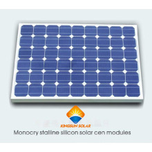 125W-150W Mono-panel cristalino del silicio cristalino Mono panel de energía solar