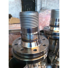 ASME B16.5 Welding Neck Flange Stainless Steel Flange
