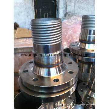 ASME B16.5 Welding Neck Flange Stainless Steel Flange