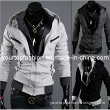 Hot Sell Men's Cotton Winter Hoodies Designer Cardigan Coat Mens Sports Casual Sweatshirt Cheap Jackets for Men
