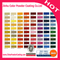 A wide variety of texture RAL Color Powder Coatings
