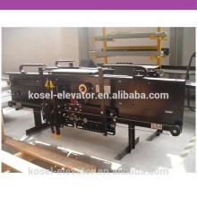 Tipo Europeo Selcom AC Center Opening Panel Dos Puertas Corredizas Fabricante