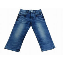 Long, Short Boys Cotton Denim Trousers Boutique Childrens Clothing Custom Made