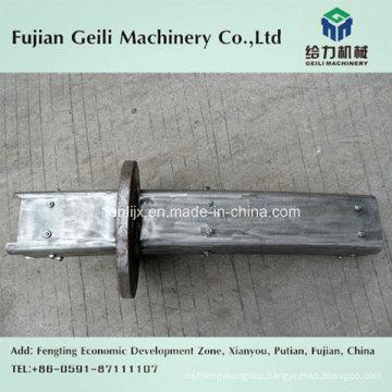 Water Jacket for Billet Mold (steel making plant)