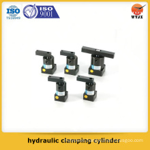 Quality assured piston type hydraulic clamping cylinder