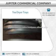 Sólidos e melhores materiais fabricados SIROCCO Bandejas de secador de chá disponíveis para venda a granel