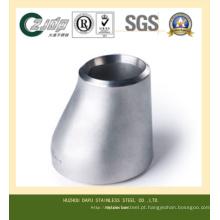 Uns S32750 Tubo de aço inoxidável Ajuste Reductor concêntrico