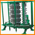 curving roof panel roll forming machine
