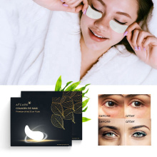 Wholesale OEM/ODM Privae Label Skincare Products Lighten Fine Lines Nourish Moisturize Anti Aging Collagen Eye Cream with SPF