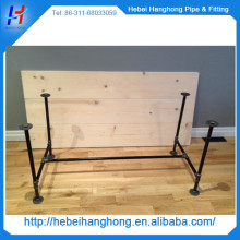 "1/2"" Large quantity floor flange for furniture legs"