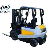 China Top 10 for Stacker Forklift 2.5T 4 wheels Electric forklift export to Myanmar Suppliers