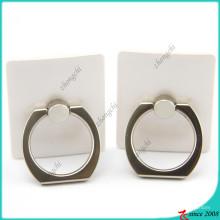 Titular de anillo de dedo inteligente Rotion blanco de 360 grados (SPH16041109)