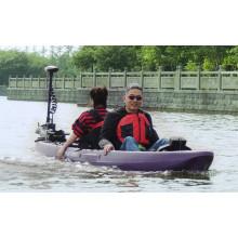 Ganador Pedal Electrico Pesca Kayak con Motor