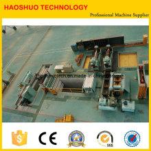 Máquina de corte en espiral de acero para Steel Centre