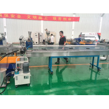 ABS PVC PC recycling granulating line