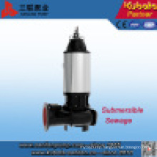 Sanlian Non-Clog Stainless Steel Submersible Sewage Pump