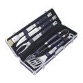 Set di 5 strumenti per barbecue