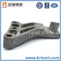 Fundição de aperto de precisão de alta qualidade para peças de liga de alumínio