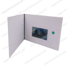 4.1inch Video Brochuse modulo, Mp4 Greeting Cards