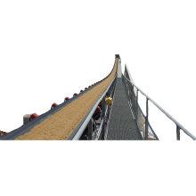 Ske Curve Overland Conveyor for Mine Ore Long Distance Transposting