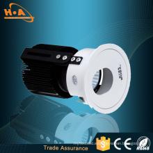 Luz LED de aluminio de alta calidad COB arandela de la pared