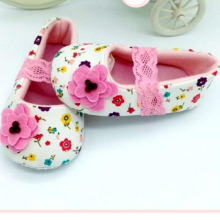 Girl Baby Shoes Infant Shoes (kx715 13)