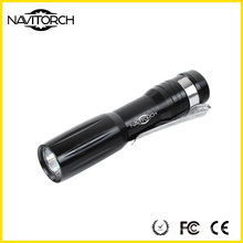 Multi colores delicado recarga EDC Torch / LED linterna (NK-209)