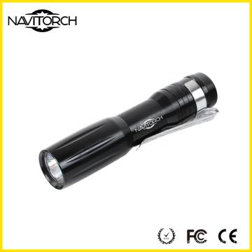 Lampe de poche EDC rechargeable délicate de torches multicolores / LED (NK-209)