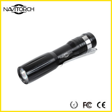 Multi Colors Delicate Recharging EDC Torch/LED Flashlight (NK-209)