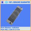 Komatsu WA380-6 Loader 423-03-41440 Radiador Parte
