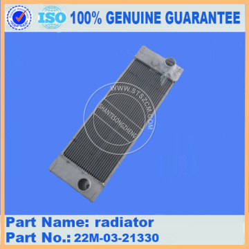 PC55MR-2 RADIATOR 22M-03-21330