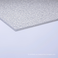 Hojas de policarbonato Hoja de acrílico hojas sólidas hojas compactas Manufacturer