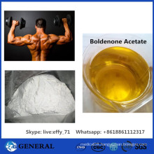 99% Purity Steroids Hormone Injection Powder Boldenone Acetate 200mg