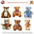 customized OEM design! huge mini plush teddy bear toys american dolls baby doll