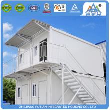 Maison préfabriquée empilable à 3 étages