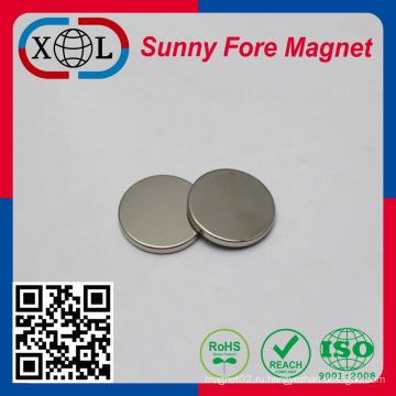 сильный диск Неодимовый Постоянный магнит фабрика поставщика
