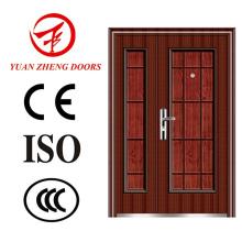 Gute Qualität Stahl Sicherheit Doppel Tür