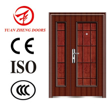 Good Quality Steel Security Double Door