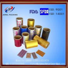 Pharmaceutical Coated Treatment Ptp Aluminum Foil