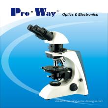Professionelles Polarisationsmikroskop mit Transmissionsbeleuchtung (PW-BK5000P)