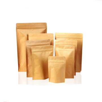Kraft Paper Pet Food Packaging Väska