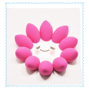 Wholesale Market Cosmetics Colorful Make up Sponge