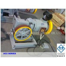 220V 50HZ Elevator Motor Traction Machine