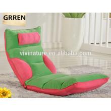 Personalizar Cor Casa Relax Sofá Único Cadeira \ Sala de estar de Moda Sofá De Lã De Camurça Criativa \ Lazer Moderno Assento Do Sofá Do Assoalho