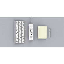 ORICO LPC-3A3U-US Desktop Surge Suppressor 6 * AC + 3 * USB Ladegerät Netzteil Überspannungsschutz