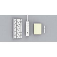 Supresor de sobretensión de escritorio ORICO LPC-3A3U-US 6 * AC + 3 * USB