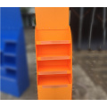PP Retail Display Racks